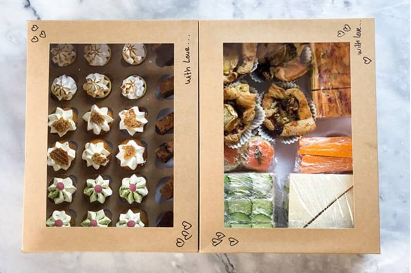 Zoet! With Love... High Tea In A Box